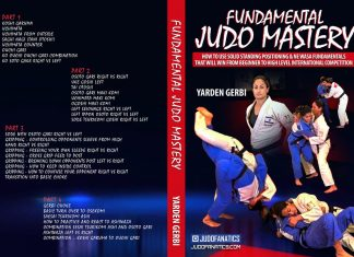 "Yarden Gerbi DVD ""Fundamental Judo mastery"" Complete Review"