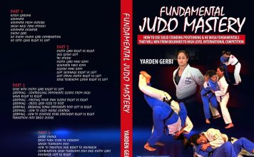 "Yarden Gerbi DVD ""Fundamental Judo mastery"" Complete Review"