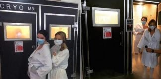 Cryotherapy for BJJ And MMA