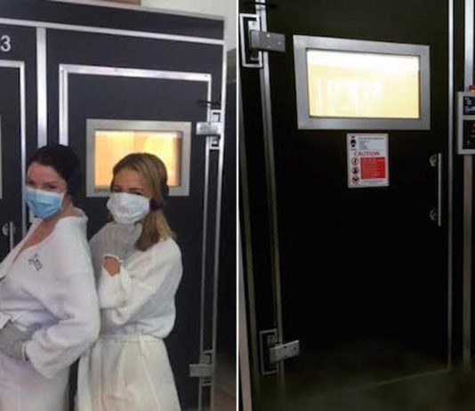 Cryotherapy for BJJAnd MMA