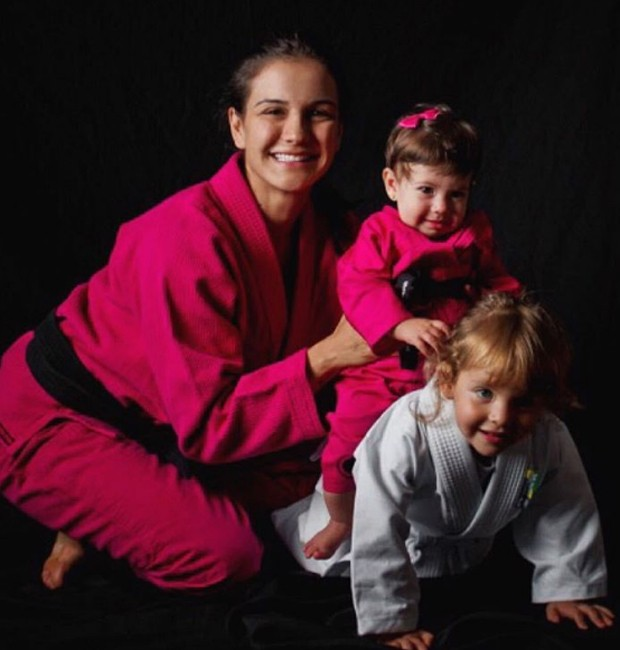 The Challenges Of A BJJ Mom
