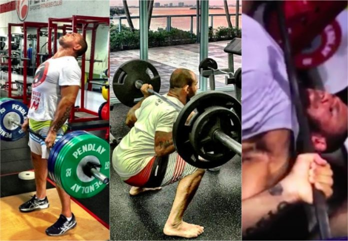 Bodybuilding exercises for BJJ That Work
