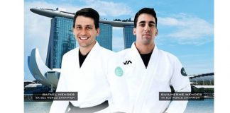 Mendes Bros World Super-Camp For BJJ Competitors