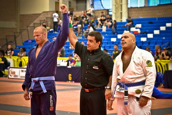The BJJ lesson From Defeat