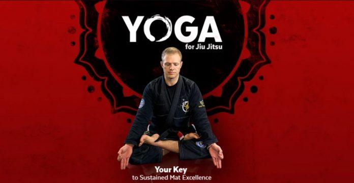 Yoga For Grapplers Nicolas Gregoriades instructional