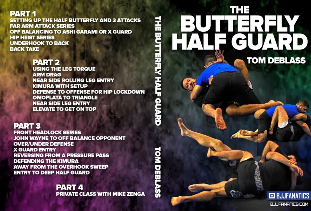 буттерхалф - Best BJJ Half Guard Instructionals – The Complete Guide