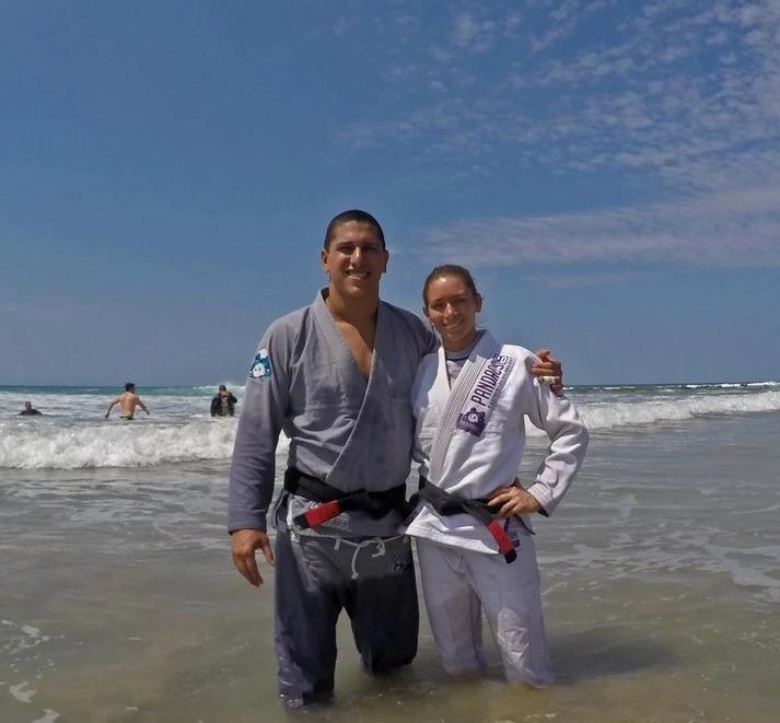 Training Brazilian Jiu-Jitsu While Traveling