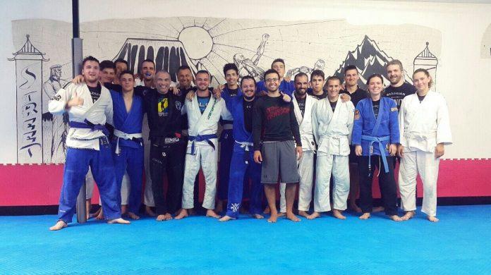 BJJ Split, Infinity BJJ Split, Brazilian Jiu-Jitsu Split