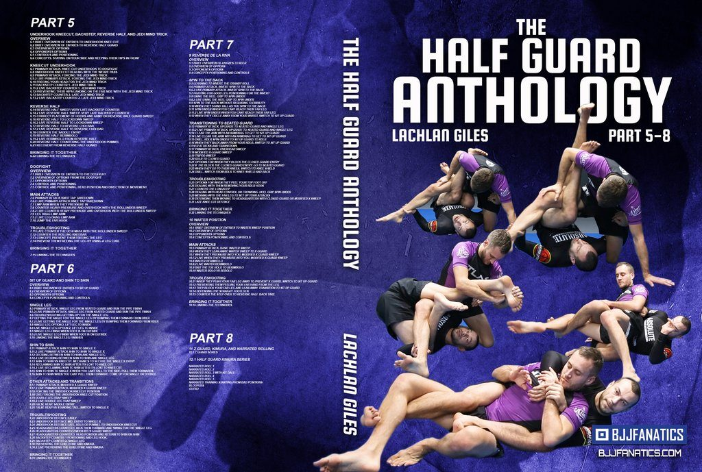 83EC7A83 CCC4 4993 A523 7B8E8AF86255 1024x1024 1024x689 - Best BJJ Half Guard Instructionals – The Complete Guide