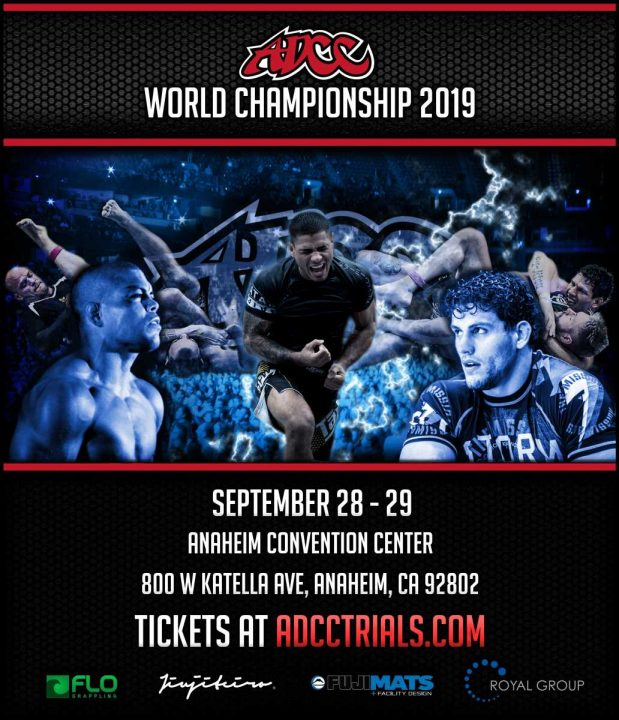 ADCC Worlds 2019 619x720 - ADCC 2019: BREAKING Last Minute ADCC News
