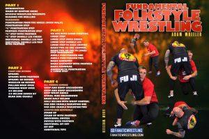 Adam Wheeler Fundamental Folkstyle wrestling 300x199 - Fundamental Folkstyle Wrestling Adam Wheeler DVD Review
