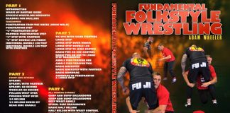 Fundamental Folkstyle Wrestling Adam Wheeler DVD Review