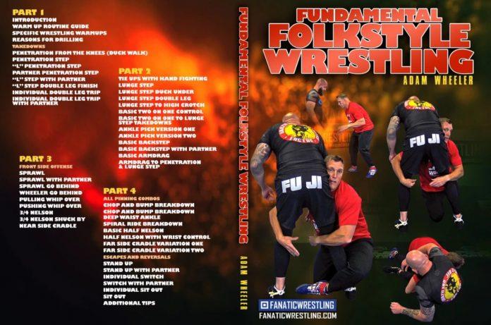 Fundamental Folkstyle Wrestling Adam Wheeler DVD Review