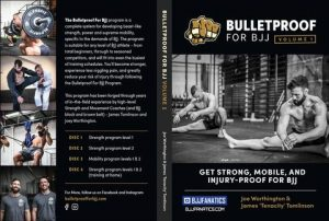 BulletProof for BJJ Cover NEW 480x480 300x202 - Bulletproof For BJJ Training Program DVD Review