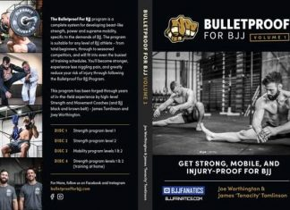 Bulletproof For BJJ DVD Review