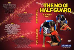Best BJJ Half guard instructionals The No-Gi half guard