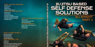 Jiu-Jitsu Based Self-Defense Solutions - Eli Knight DVD
