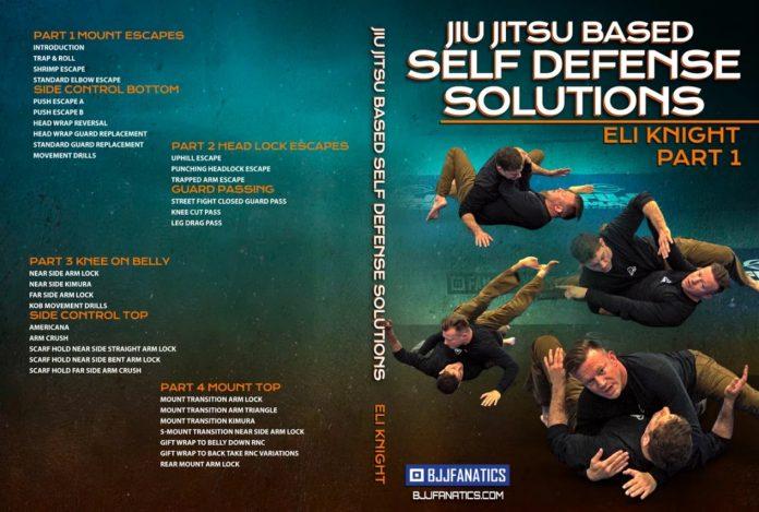 Jiu-Jitsu Based Self-Defense Solutions - Eli Knight DVD