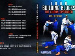 Judo Building Blocks – An Israel Hernandez DVD Review