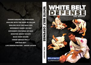 Joel Bouhey White Belt Defense 300x214 - White Belt Defense DVD by Joel Bouhey (Review)