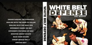 White Belt Defense DVD by Joel Bouhey - Review