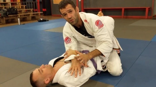 Joel Bouhey White Belt Defense guard - White Belt Defense DVD by Joel Bouhey (Review)