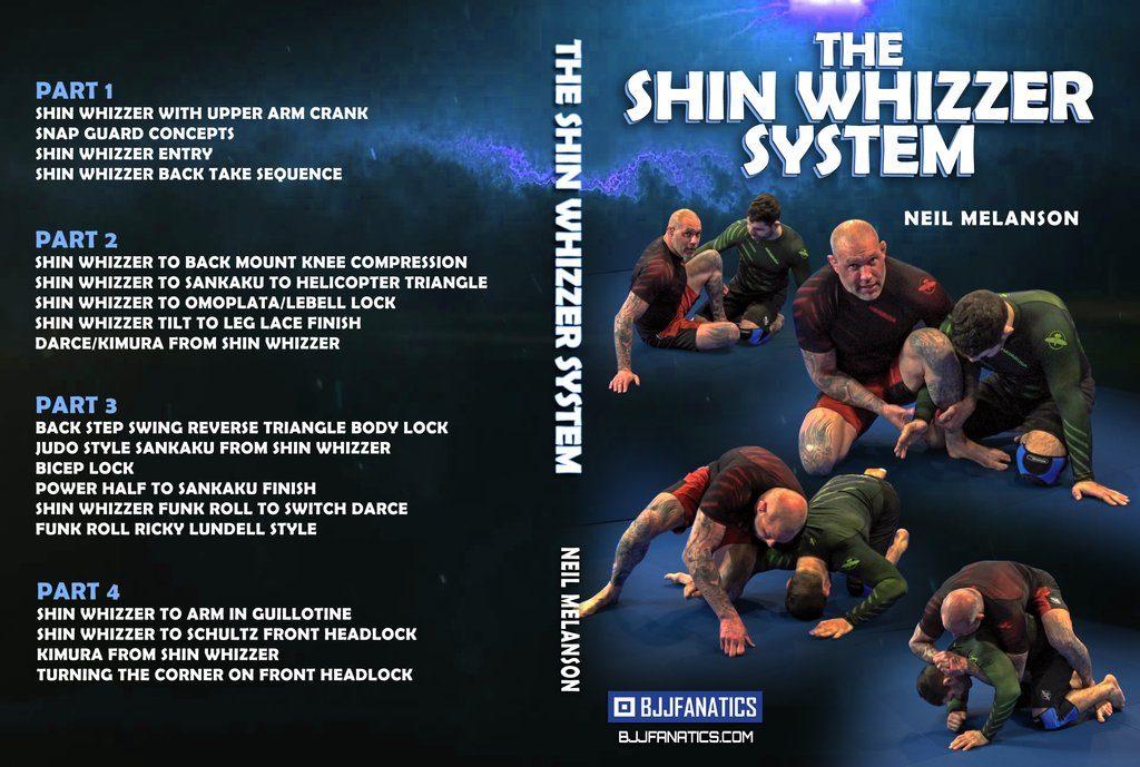 "Neil Melanson cover 1024x1024 1024x689 - Neil Melanson Instructional: ""Shin Whizzer System"" Review"