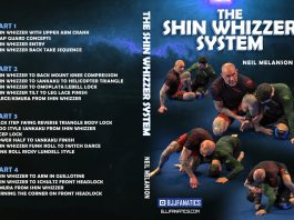 """A Review Of The Neil Melanson Instructional: """"Shin Whizzer System"""" DVD"""