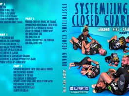 Gordon Ryan: Systemizing Closed Guard DVD Review