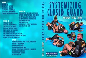 "Ryan 1 300x202 - Gordon Ryan: ""Closed Guard"" DVD Review"