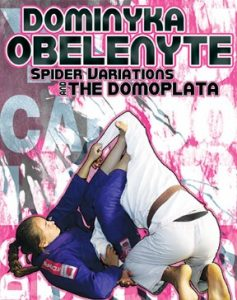 Dominyka Obelenyte Spider Variations And Domoplata instructional