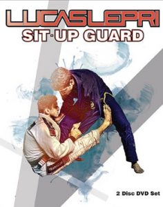 Lucas Lepri Sit Up Guard Instructional DVD