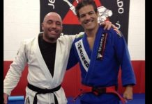 How good Joe Rogan is in BJJ