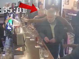 Conor McGregor Sucker Punched a guy in Irish Pub