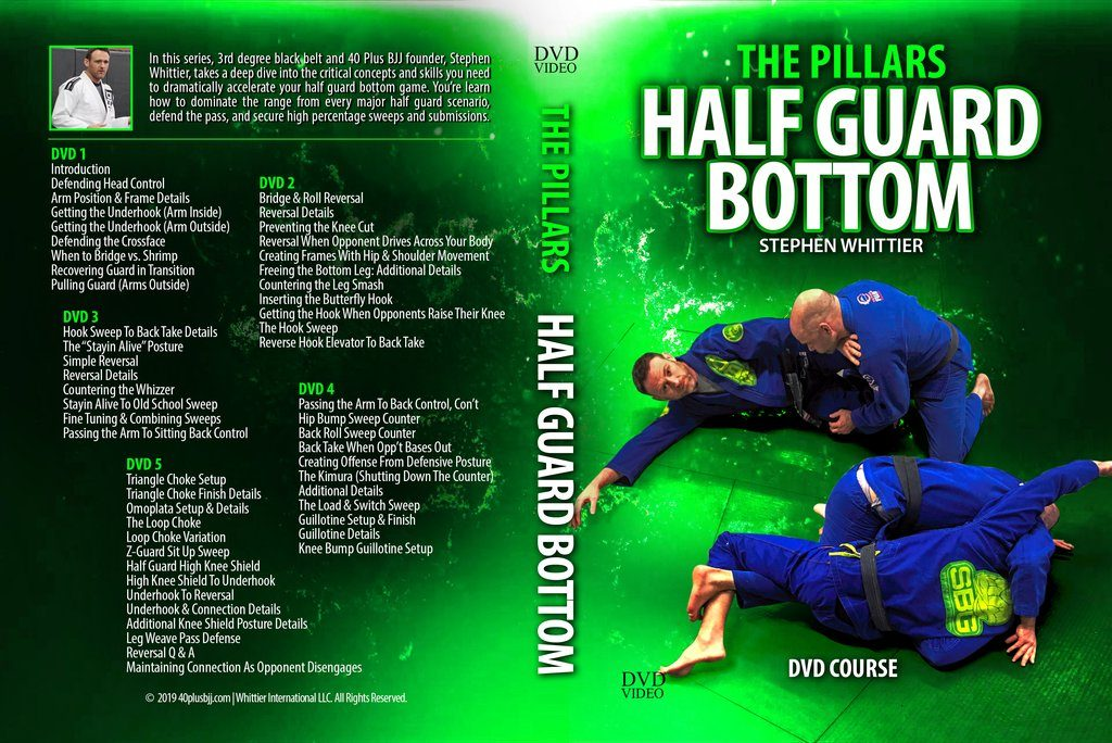 The Pillars HALF GUARD 1024x1024 1 1024x684 - Best BJJ Half Guard Instructionals – The Complete Guide