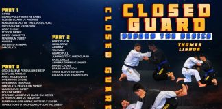 Thomas Lisboa DVD: Closed Guard Beyond basics Full Review