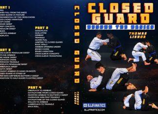 Thomas Lisboa DVD: Closed Guard Beyond basics Full Review