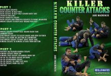Jake mackenzie Killer Counter Attacks DVD review