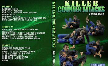 Jake mackenzie Killer Counter Attacks DVD review