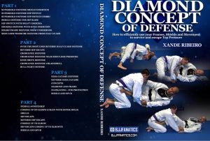 Xande Ribeiro Diamond Concept Of Defense 300x202 - Half Guard -The Best DVDs And Digital Instructionals