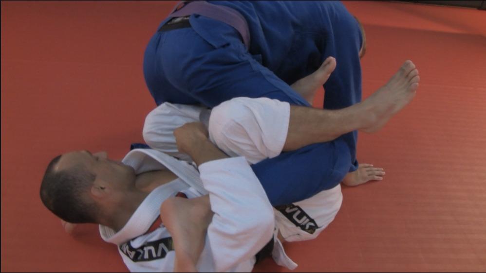 "Abmar Barbosa DVD ""Jiu-Jitsu Outlaw"""