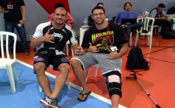 Jiu-Jitsu Knee pads for grappling