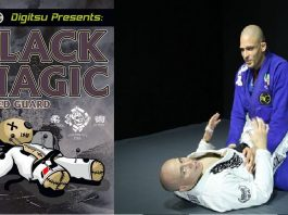 Dan Covel DVD Review - Black Magic Closed Guard