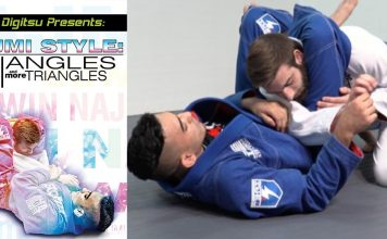 Edwin najmi DVD: Review Triangles And More Triangles