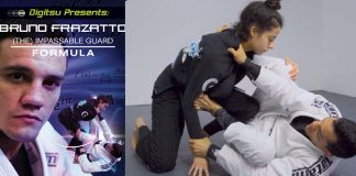Bruno frazatto Impassable guard formula DVD review