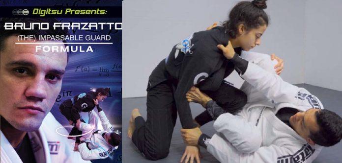 Bruno frazatto Impassable guard formula DVD review