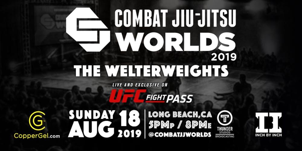 Combat Jiu-Jitsu: Welterweight Worlds 2019