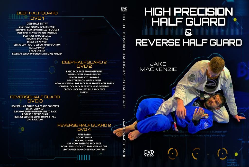 jake dvd wrap e9b22313 18b3 4d9c bb6d 262845fb00f9 1024x1024 1024x689 - Best BJJ Half Guard Instructionals – The Complete Guide