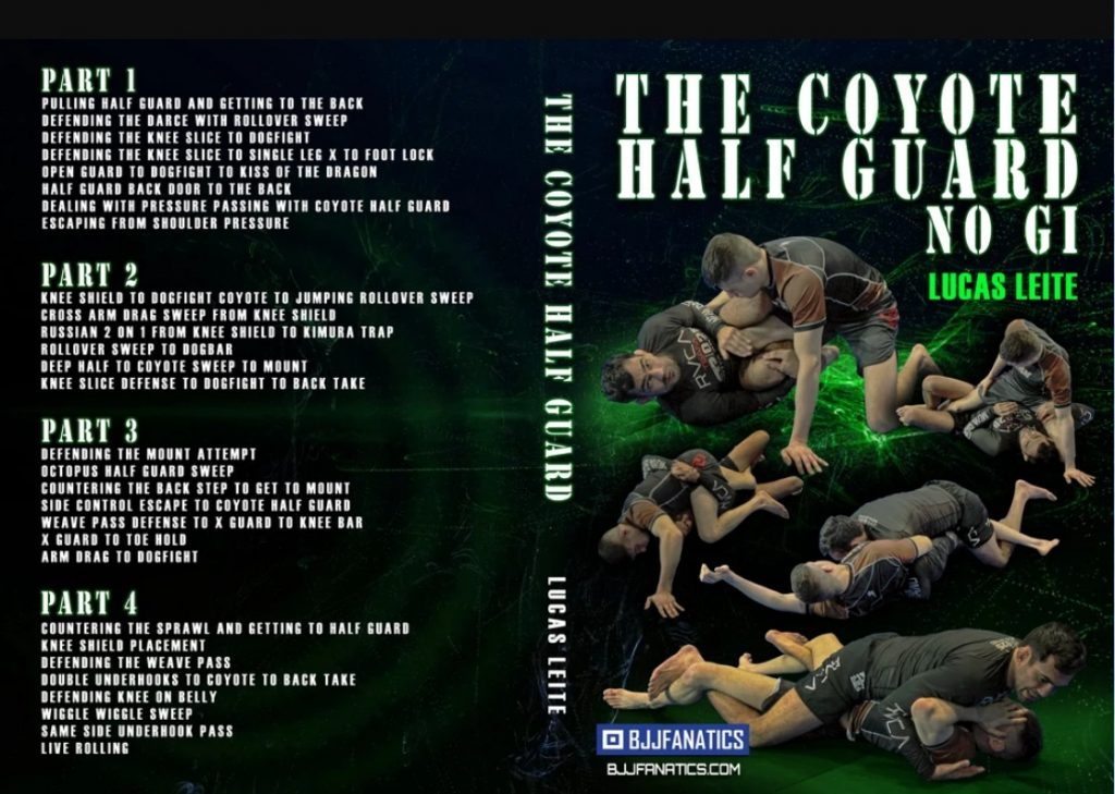 leite 1024x729 - Best BJJ Half Guard Instructionals – The Complete Guide