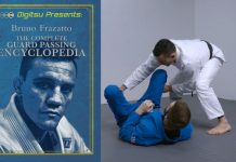 Bruno Frazatto DVD Review Complete Guard Passing Encyclopedia